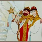 Казка про царя Салтана, про сина його славного й могутнього богатиря князя Гвідона Салтановича та про прекрасну царівну Лебедицю