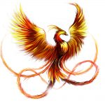 Птах-Вогнекрил і лисичка Рудий хвіст