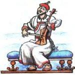Зандан-музикант