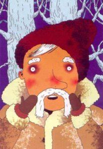 Казка про старого козака, рудого чорта, чотири роги і Козацький рід