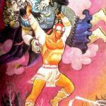 Як Алтан-Шагай-мерген та його син перемогли злих мангатхаїв