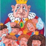 Цар Плаксій та Лоскотон
