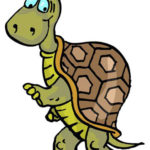 Як черепаха Наталка у Школі Пішохода навчалася