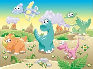 Динозаврикова вежа