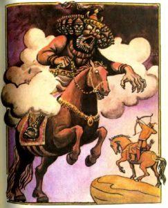 Гар'юлай-мерген та його відважна сестра Агу-ногон-абаха