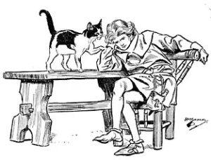 Дік Уіттінгтон і його кішка