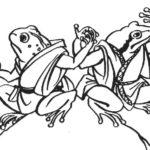 Як Жаби подорожували