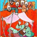 Бідний селянин та семеро заздрісних братів