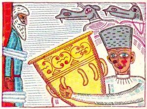Царенко та змій