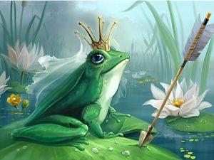 Царівна-жаба