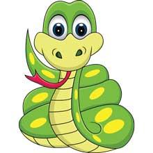 Гриць і змія