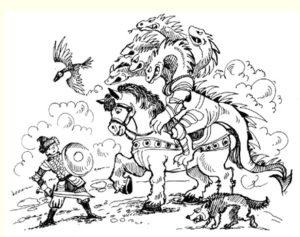 Іван – селянський син і чудо-юдо