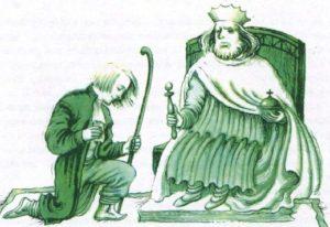 Король, пастор і мірошник