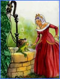 Король-жабенятко, або залізний Генріх (Брати Ґрімм)
