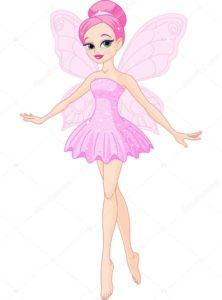 Крихітка фея