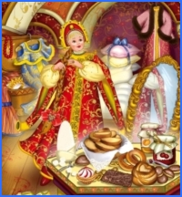 Про бідного парубка та царівну (українська народна казка)