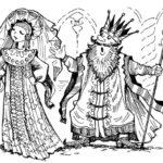 Три царства – мідне, срібне і золоте