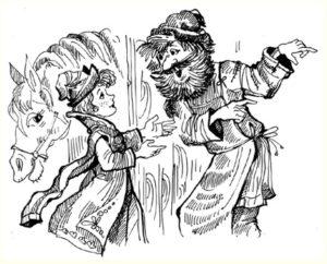 Відьма і Сонцева сестра