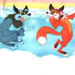 Вовк та лисиця