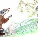 Вовк та заєць