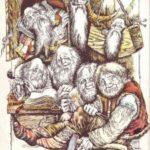Семеро господарів дому
