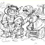 Дівчина-Снігуронька