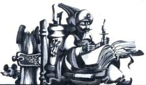 Казка про Іскендер-бея