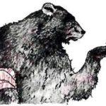 Ведмідь та комар