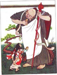 Про божество Дзідзо, якому смакували коржики