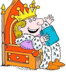 Казка про королеву Катерину