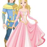 Царівна Оленка й красуня-полонянка