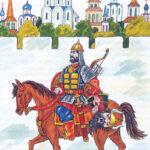 Казка про Іллю Муромця та Солов'я Розбійника