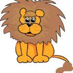 Як лев утонув у колодязі